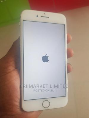 Apple iPhone 7 128 GB Silver | Mobile Phones for sale in Delta State, Warri