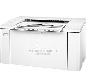 HP Laserjet Pro M102a Black and White Printer G3Q34A | Printers & Scanners for sale in Lagos State, Ikeja