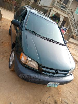 Toyota Sienna 1999 Green | Cars for sale in Lagos State, Ikotun/Igando