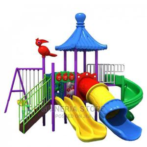 Play Station With Tunnel and Spiral Slides | Toys for sale in Lagos State, Ikeja