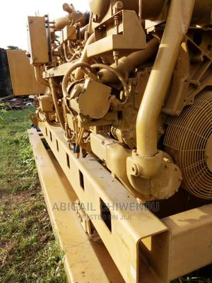1000kva Fairly Used GAS Caterpillar Basic Generator for Sale | Manufacturing Equipment for sale in Lagos State, Ikeja