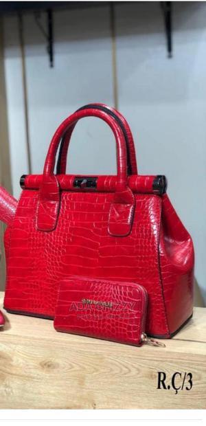 New Turkey Female Red Handbag | Bags for sale in Lagos State, Ikeja