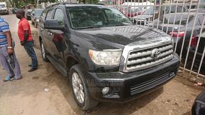 Toyota Sequoia 2009 Black | Cars for sale in Lagos State, Isolo