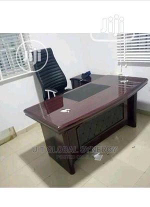 Imported High Quality Executive Office Table and Chair   Furniture for sale in Lagos State, Lekki