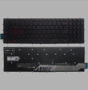 Dell G3-3579 G3-3779 G5-5587 G7-7588 Gaming Laptop Keyboard   Computer Accessories  for sale in Lagos State, Ikeja
