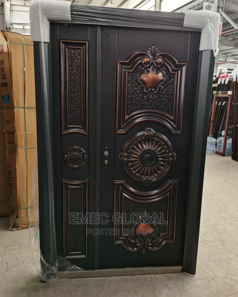 Archive: 4ft Quality German Copper Security Door