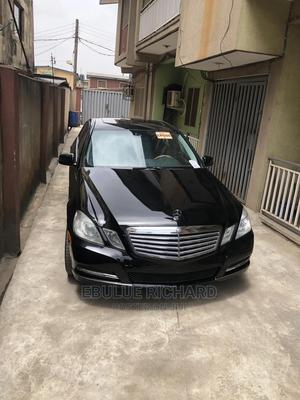 Mercedes-Benz E350 2012 Black   Cars for sale in Lagos State, Surulere