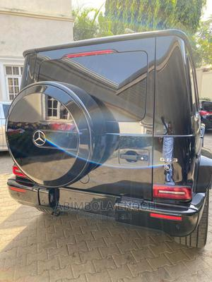 New Mercedes-Benz G-Class 2020 Base G 550 AWD Black | Cars for sale in Abuja (FCT) State, Central Business District
