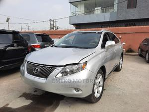 Lexus RX 2012 350 AWD Silver | Cars for sale in Lagos State, Amuwo-Odofin