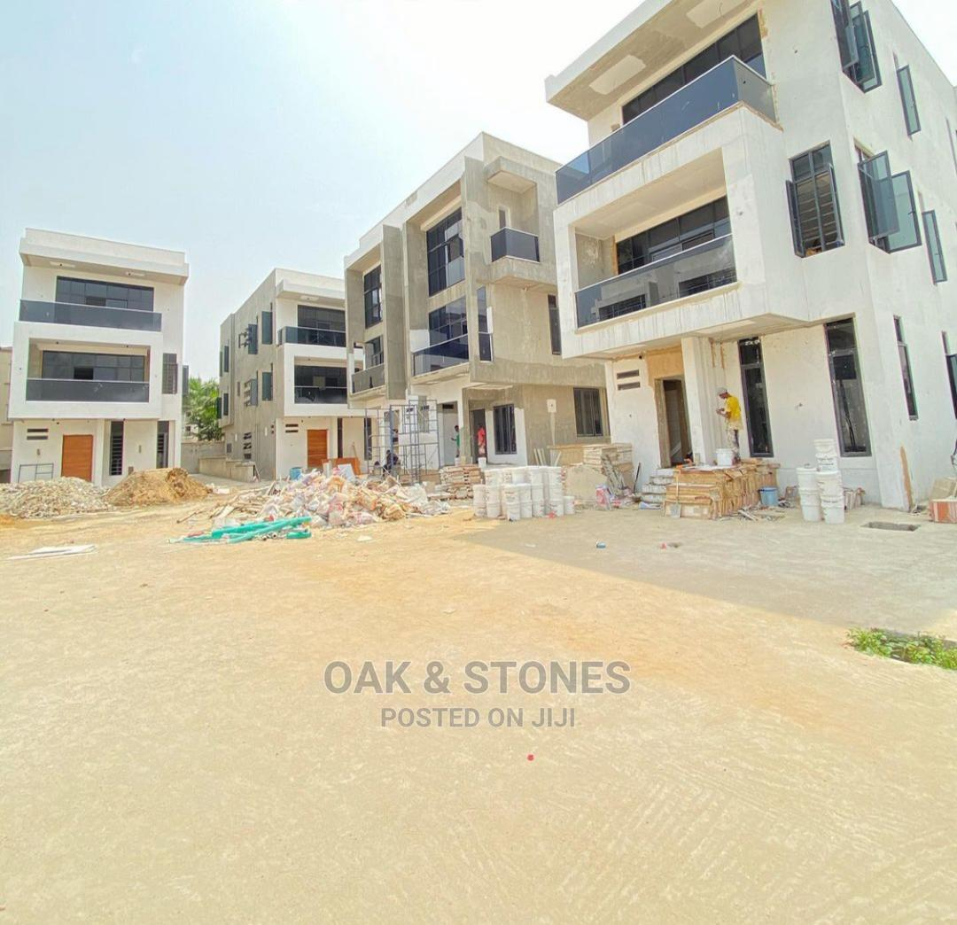 Archive: 4 Bedroom Fully Detached Duplex With Bq