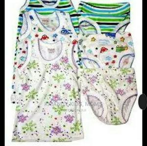 Singlet and Pant   Children's Clothing for sale in Abuja (FCT) State, Kubwa