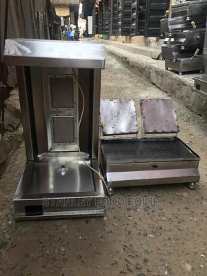 Shawarma Machine And Toaster Grill | Restaurant & Catering Equipment for sale in Lagos State, Surulere
