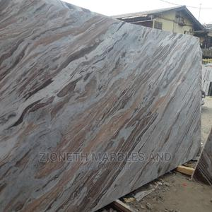 Italian Sprat Gold Marble Slab | Building Materials for sale in Lagos State, Orile