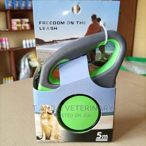 Retractable Pet Dog Leash Lead 5m | Pet's Accessories for sale in Lagos State, Agege