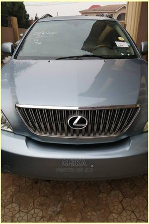 Lexus RX 2005 330 Blue   Cars for sale in Lagos State, Ikeja