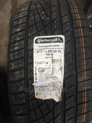 275/40r22 Continental | Vehicle Parts & Accessories for sale in Lagos State, Lekki