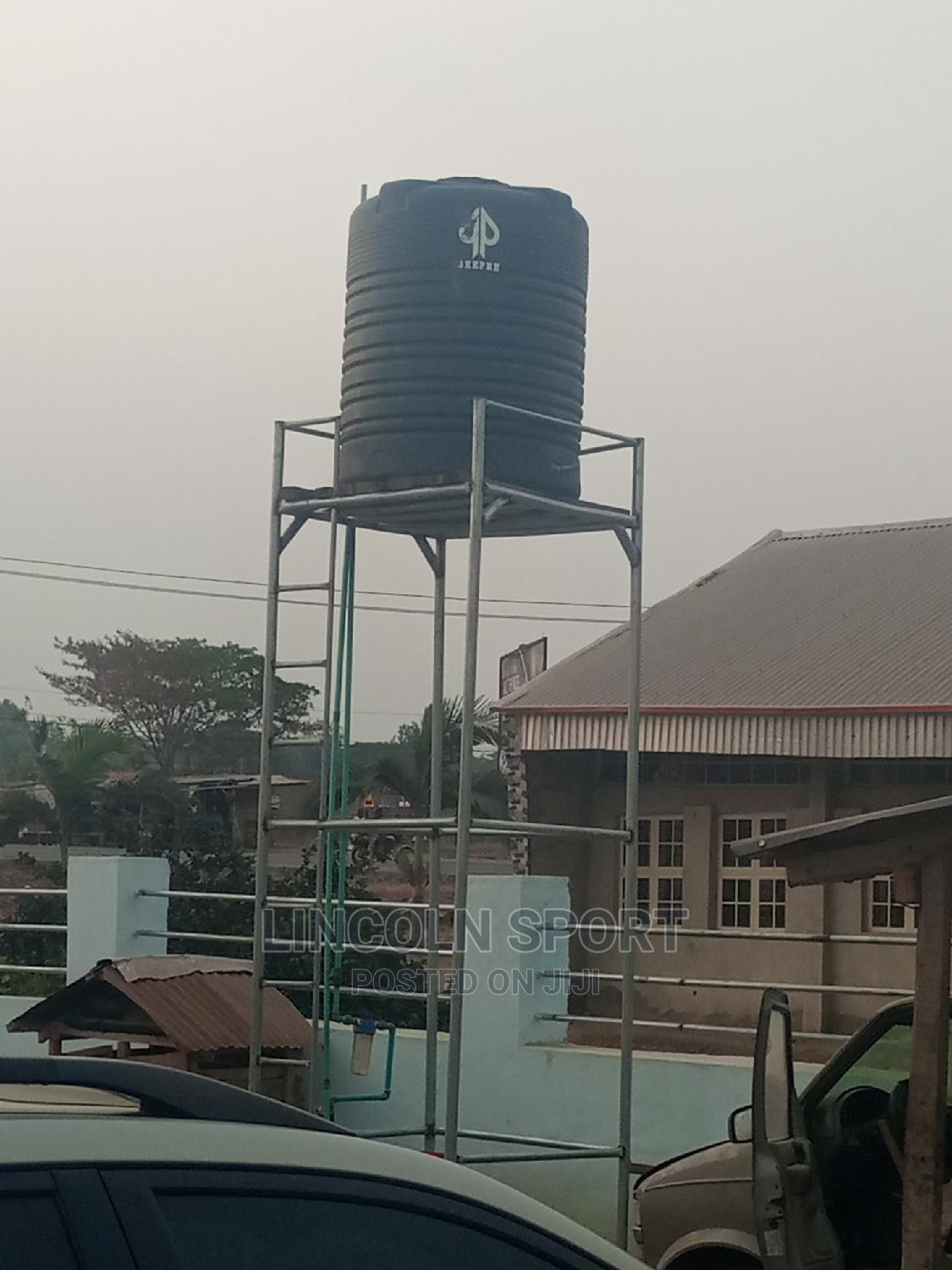 Water Tank Scaffold | Other Repair & Construction Items for sale in Ikeja, Lagos State, Nigeria