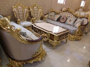 Turkey Royal Sofa Set   Furniture for sale in Lagos State, Ojo