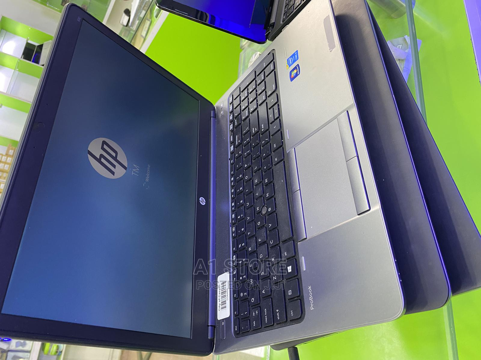 Laptop HP 650 G1 4GB Intel Core I5 HDD 500GB   Laptops & Computers for sale in Kaduna / Kaduna State, Kaduna State, Nigeria