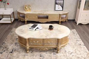 Royal Turkey Centre Table With TV Stand   Furniture for sale in Lagos State, Ojo