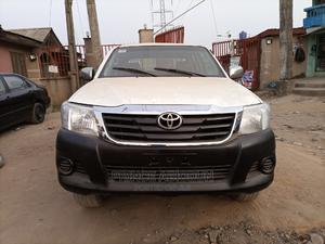 Toyota Hilux 2012 White | Cars for sale in Lagos State, Isolo