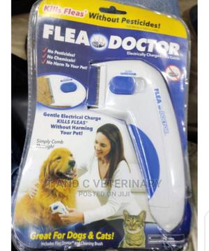 Flea Doctor Electronic Flea Comb for Dogs and Cats   Pet's Accessories for sale in Lagos State, Agege