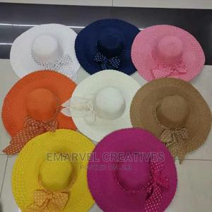 Summer Hat/Beach Hat for Ladies | Clothing Accessories for sale in Lagos State, Surulere