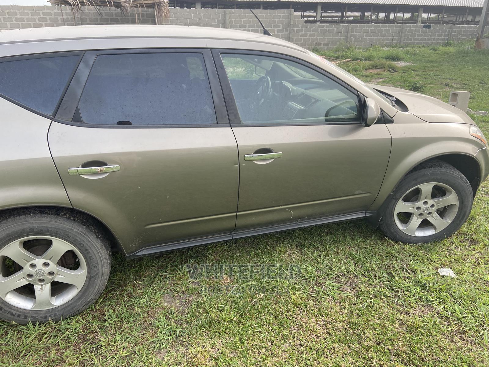 Nissan Murano 2004 SL Gray | Cars for sale in Lekki, Lagos State, Nigeria