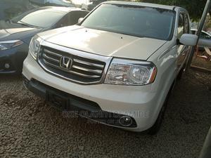 Honda Pilot 2014 White | Cars for sale in Abuja (FCT) State, Garki 2