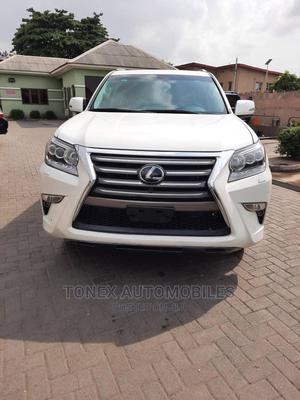 Lexus GX 2019 460 Luxury White | Cars for sale in Lagos State, Surulere
