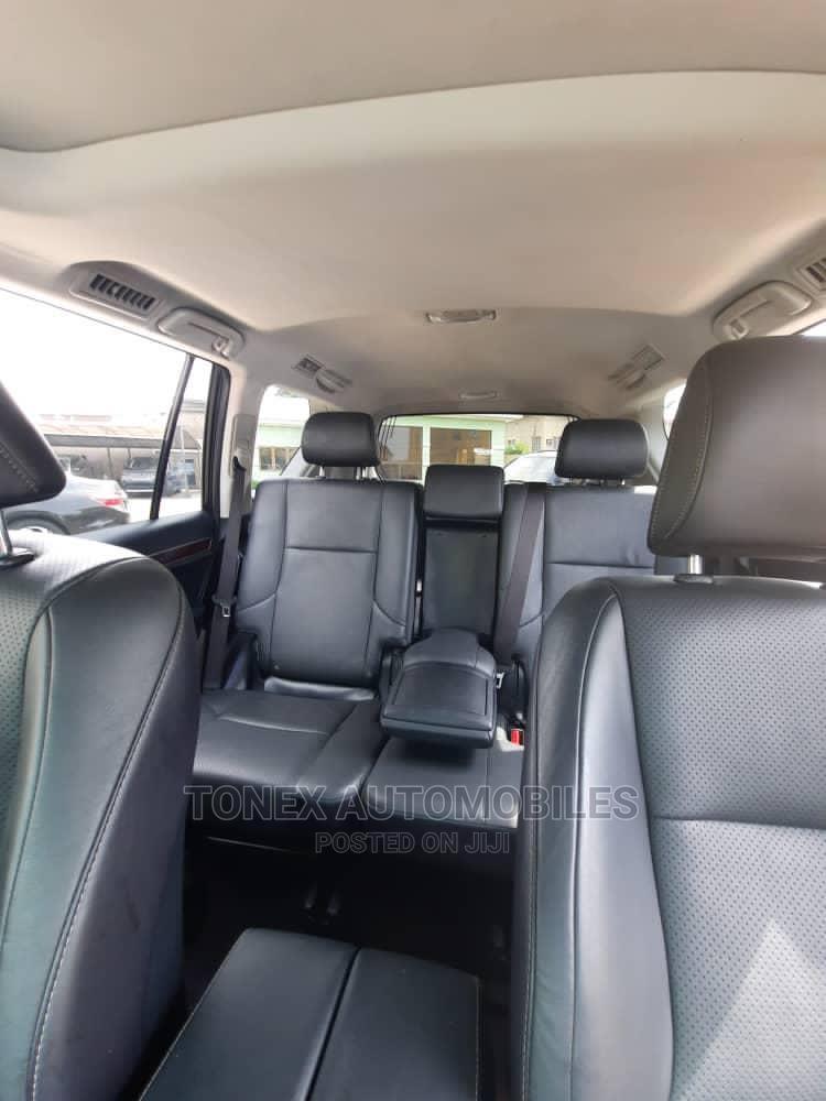 Archive: Lexus GX 2019 460 Luxury White