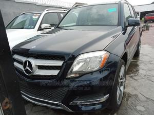 Mercedes-Benz GLK-Class 2014 350 4MATIC Blue | Cars for sale in Lagos State, Amuwo-Odofin