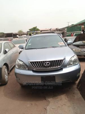 Lexus RX 2008 Blue | Cars for sale in Lagos State, Ikeja