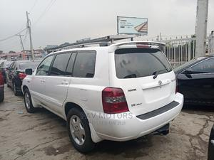 Toyota Highlander 2005 Limited V6 White   Cars for sale in Lagos State, Ikeja