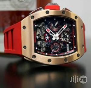 Original Richard Mille Designer Wrist Watch | Watches for sale in Lagos State, Lagos Island (Eko)