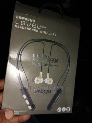 U Flex Samsung Wireless Headset | Accessories for Mobile Phones & Tablets for sale in Rivers State, Port-Harcourt