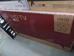 LG 55 Inches Smart Tv   TV & DVD Equipment for sale in Lagos State, Apapa