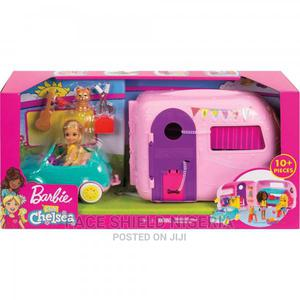 Barbie Club Chelsea Camper Playset With Chelsea Doll and Acc | Toys for sale in Lagos State, Ajah