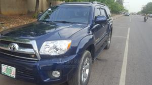 Toyota 4-Runner 2006 Limited 4x4 V8 Blue | Cars for sale in Lagos State, Ikeja
