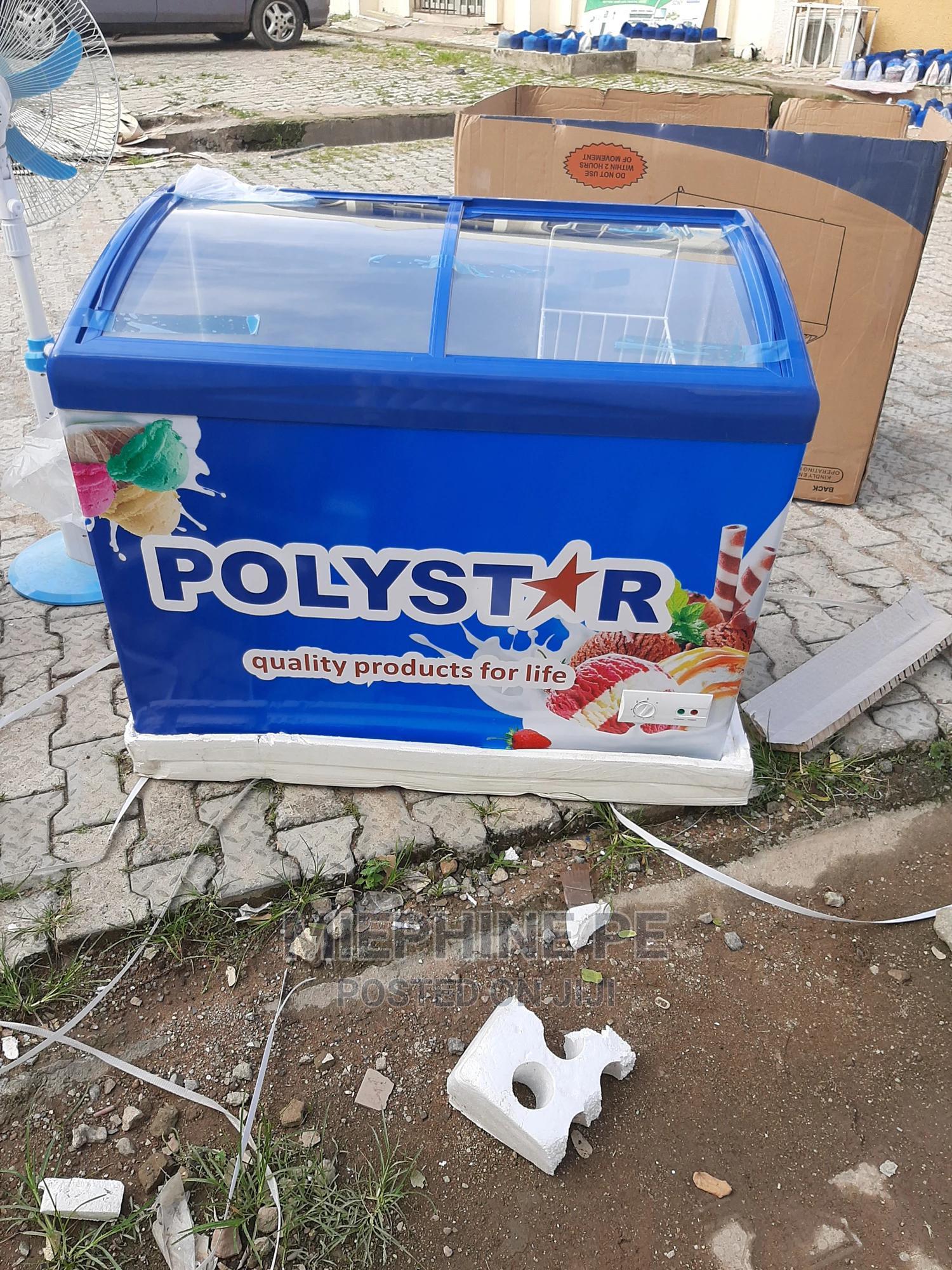 Archive: Polystar Showcase Freezers Pvsc303l