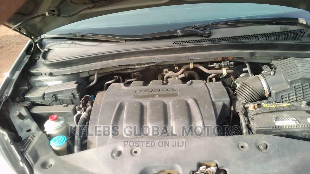 Archive: Honda Odyssey 2007 EX Green