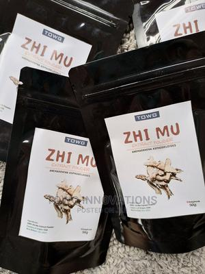 Zhi Mu Extract Powder 50g | Vitamins & Supplements for sale in Lagos State, Magodo