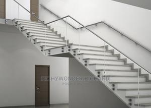 Glass Balustrade Railing   Building Materials for sale in Lagos State, Ikeja