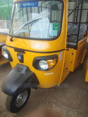 Piaggio 2019 Yellow   Motorcycles & Scooters for sale in Rivers State, Port-Harcourt