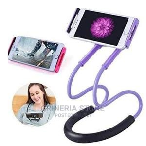 Lazy Neck Phone Holder   Computer Accessories  for sale in Lagos State, Ikeja