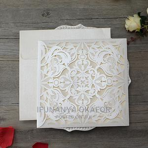 Square Invitation Cards   Printing Services for sale in Rivers State, Port-Harcourt