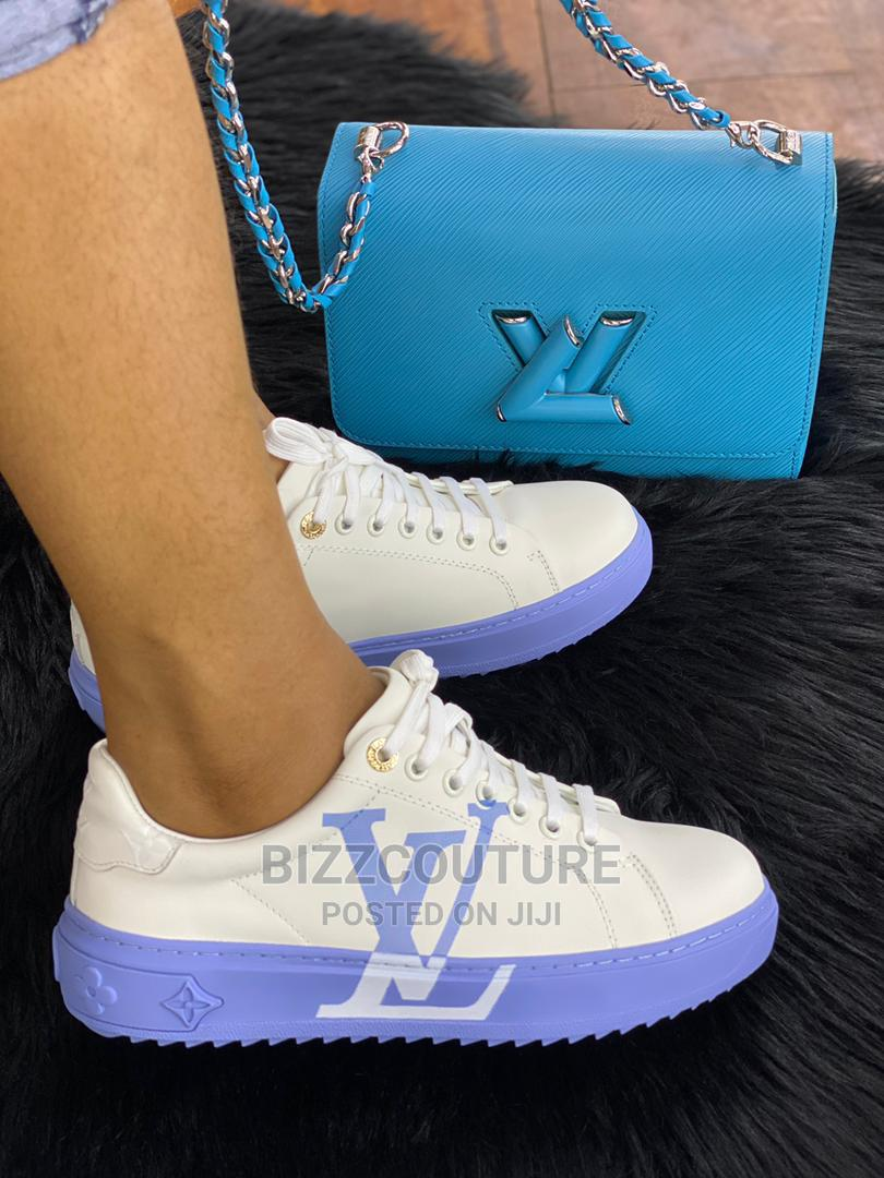 High Quality Louis Vuitton Female Sneakers | Shoes for sale in Magodo, Lagos State, Nigeria