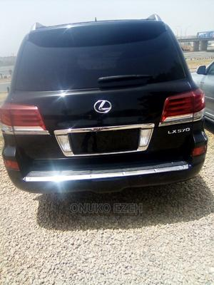 Lexus LX 2013 570 Base Black | Cars for sale in Abuja (FCT) State, Wuse 2
