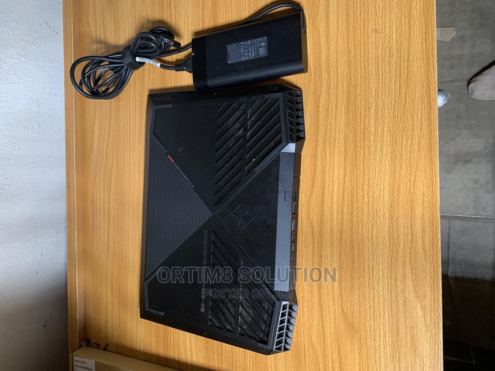 Laptop HP Omen 15-Ce0xx 16GB Intel Core I7 SSHD (Hybrid) 1T | Laptops & Computers for sale in Ikeja, Lagos State, Nigeria