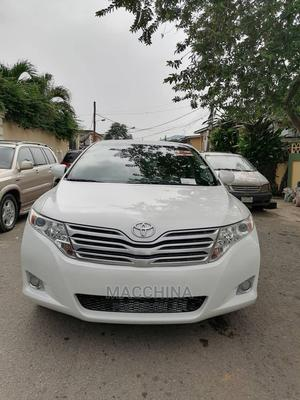 Toyota Venza 2010 V6 AWD White | Cars for sale in Lagos State, Ikeja